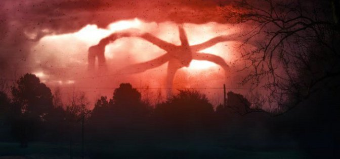 The Unknown creature from the ST Trailer