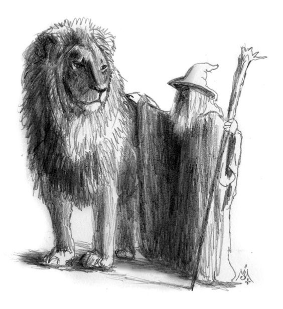 gandalf-lion